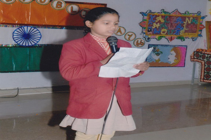Pt Parsadi Lal International School-Story telling