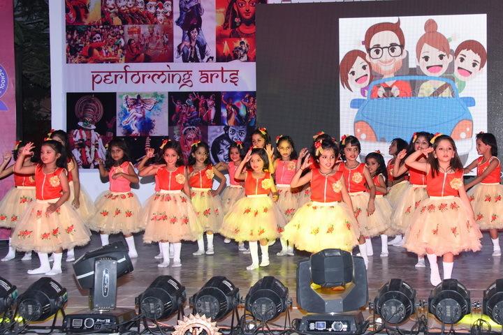 Queen Marys Girls School-Annual Day