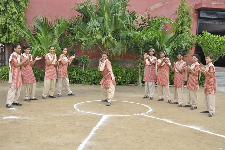 Queen Marys Girls School-Sports
