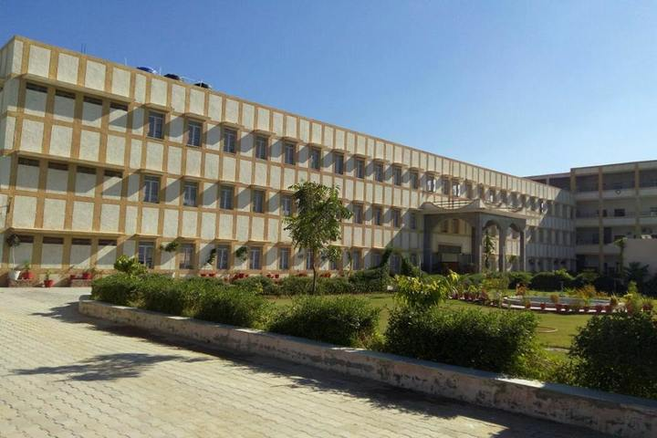 Queen Marys School-Campus View