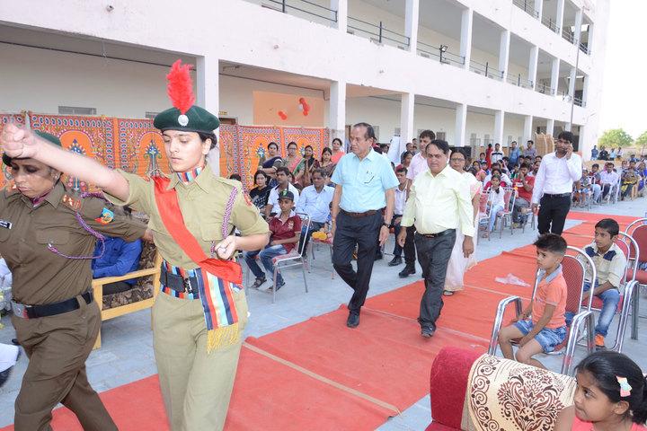 Queen Marys School-Event
