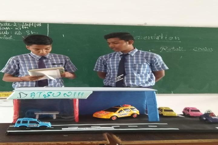 Queen Marys School-Seminar