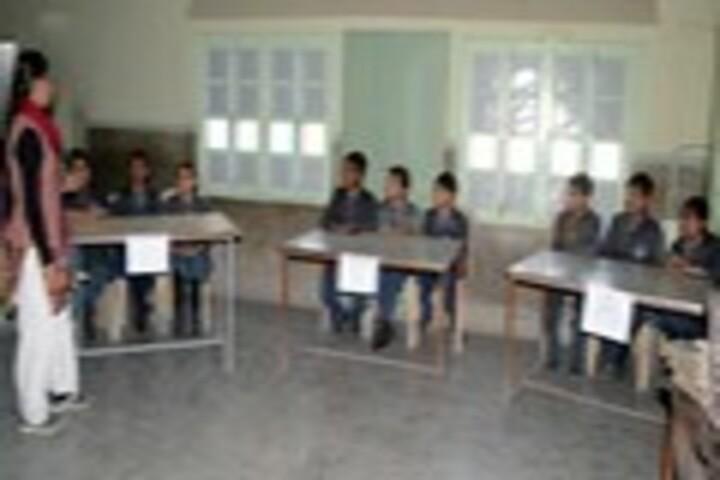 R S V Higher Sec School-Quiz