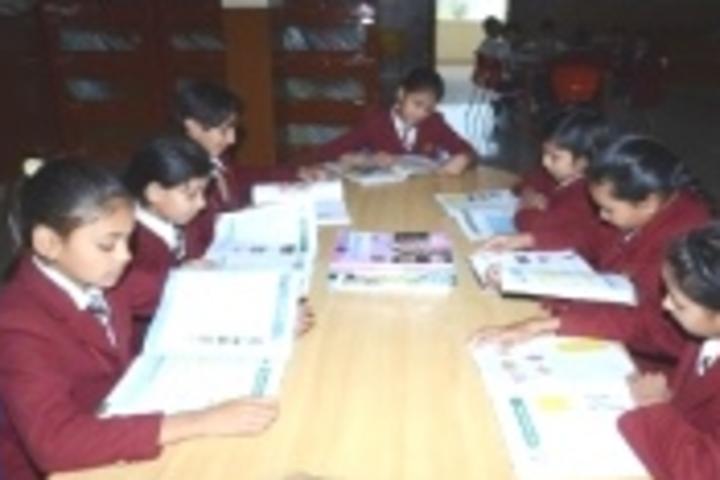 Raath International School-Library