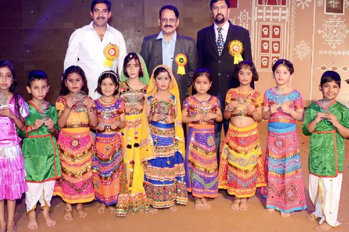 Raath International School-Prize Distribution