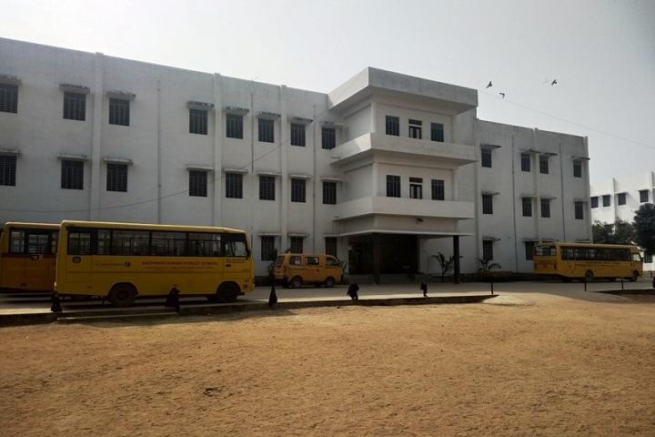 Radhakrishnan Public School-School View