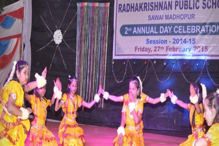 Radhakrishnan Public School-Annual Day