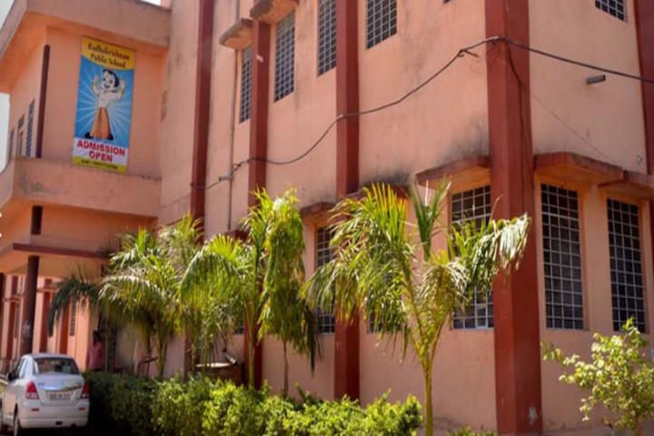 Radhakrishnan Public School-Campus