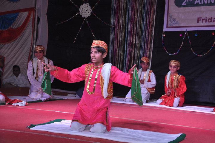 Radhakrishnan Public School-Drama