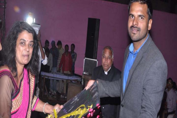 Radhakrishnan Public School-Guest