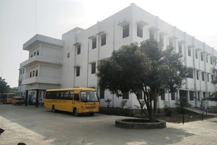Radhakrishnan Public School-TRansport