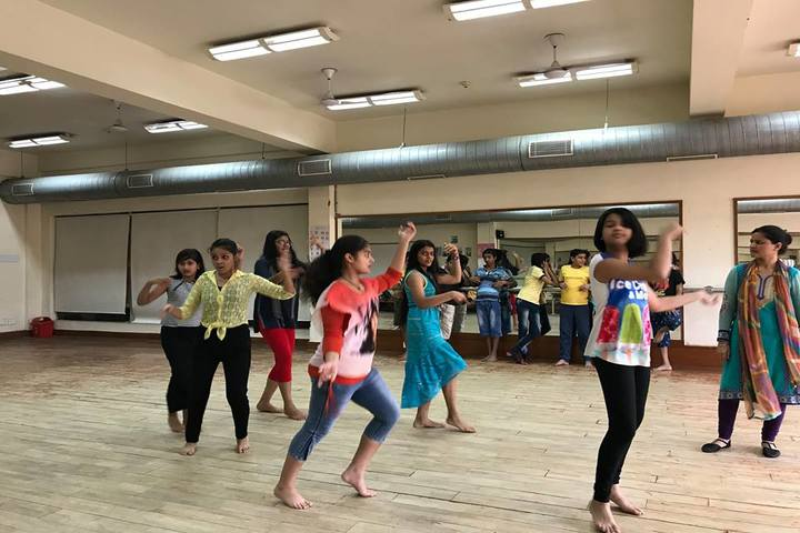 Raffles International School-Dance Room