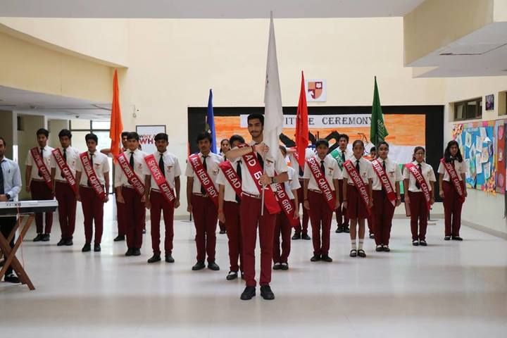 Raffles International School-Investiture Ceremony