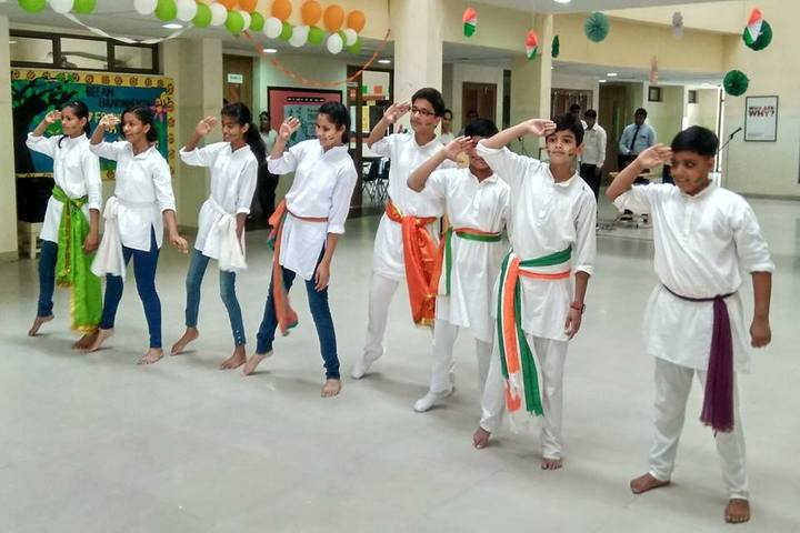 Raffles International School-Republic Day