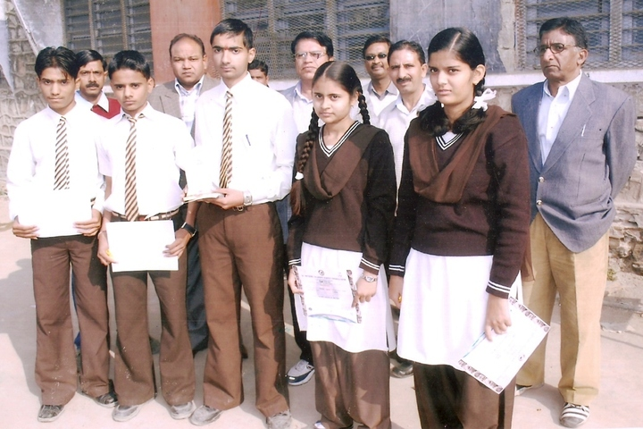Railway Higher Secondary School-Presentations