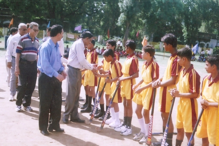 Railway Higher Secondary School-Sports