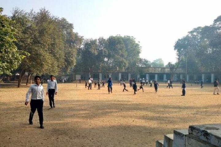 Railway Senior Secondary School-Play ground