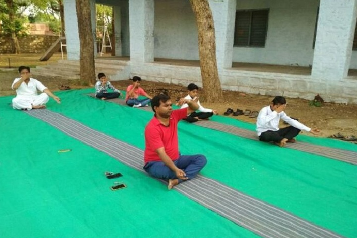 Railway Senior Secondary School-Yoga