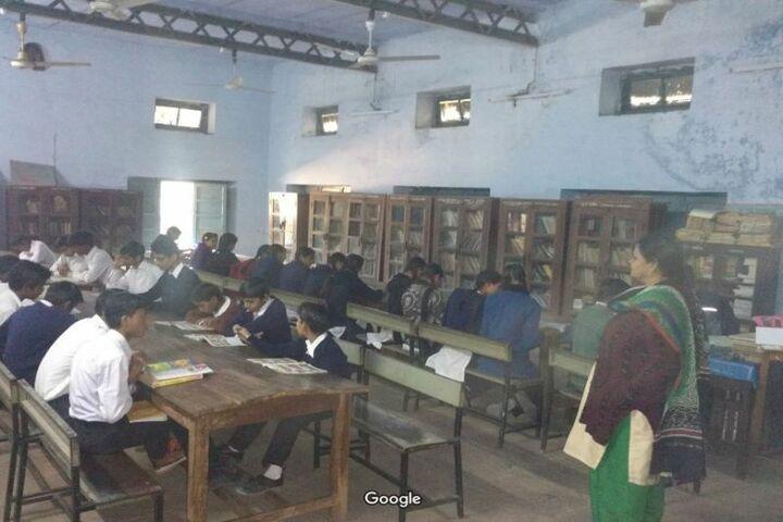 Railway Senior Secondary School-Library