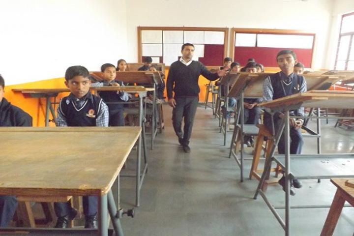 Lakshya International Academy-Classroom