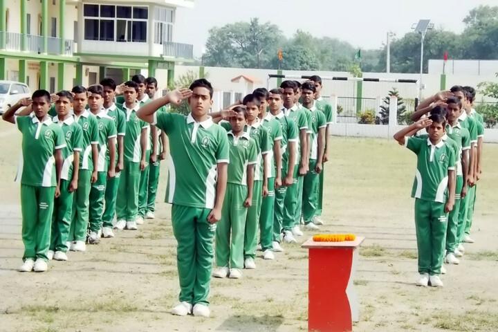 Lakshya International Academy-Independence Day celebrations