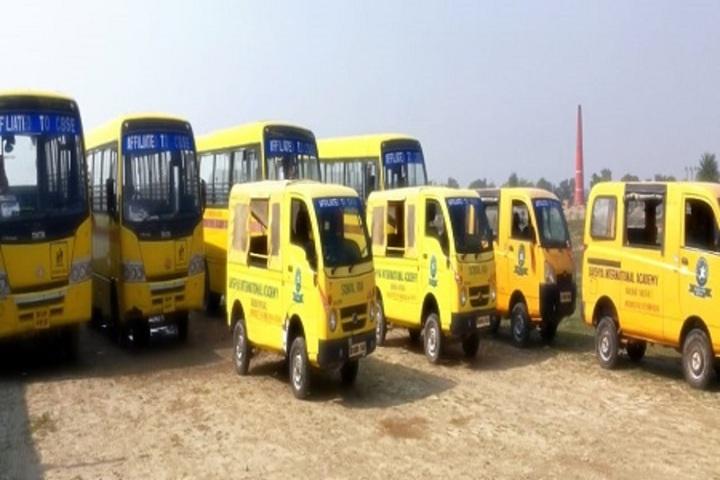 Lakshya International Academy-Transport facilities