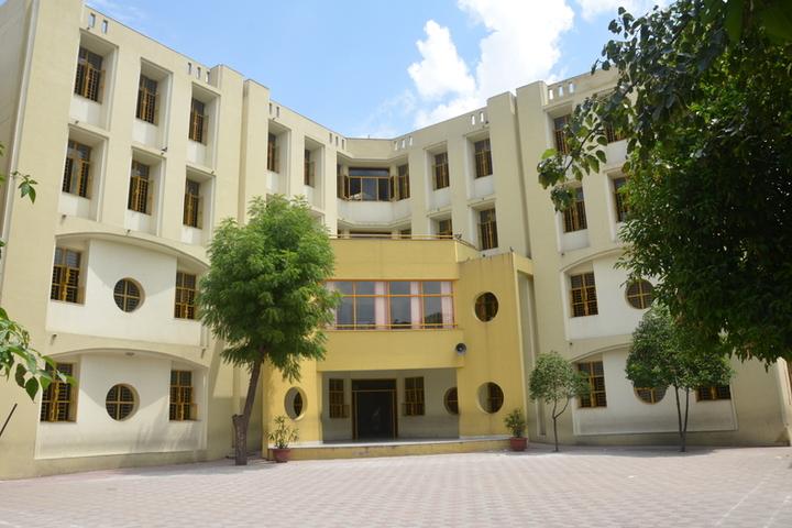 Rainbow School-Building