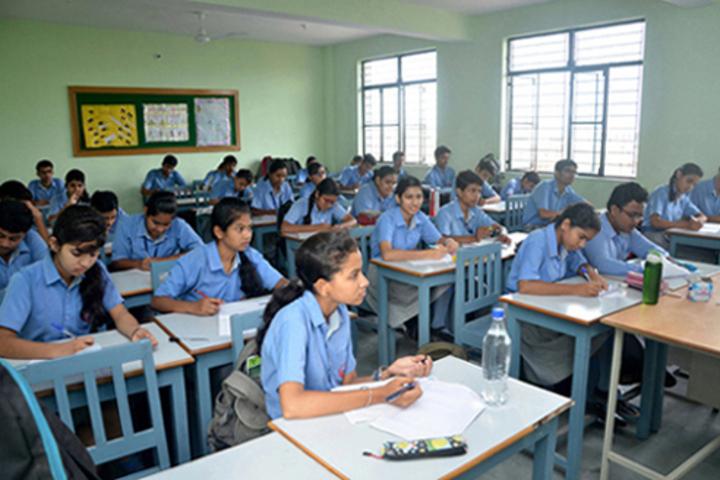 Rainbow School-Classroom
