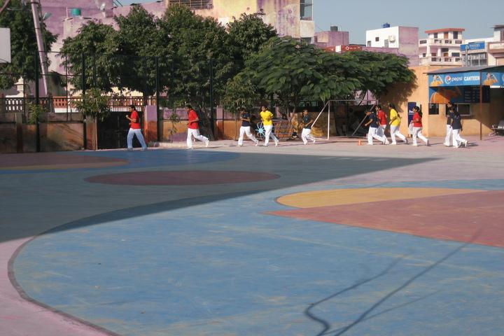 Rainbow School-Sports