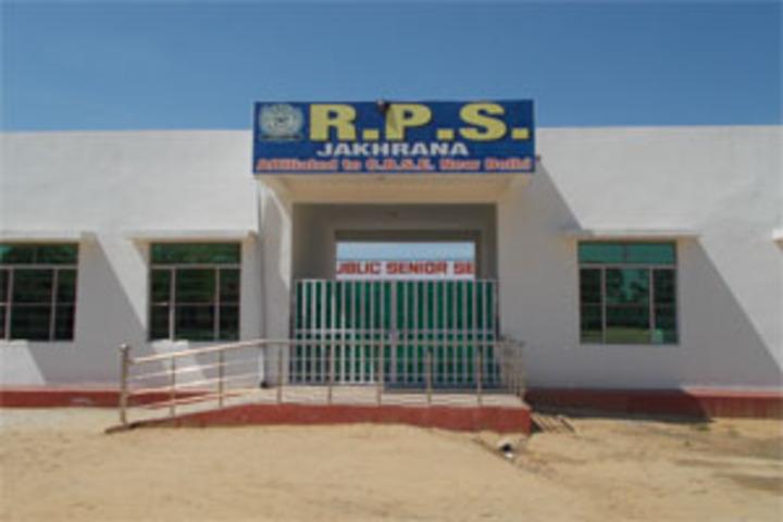 Rajasthan Public School-Building