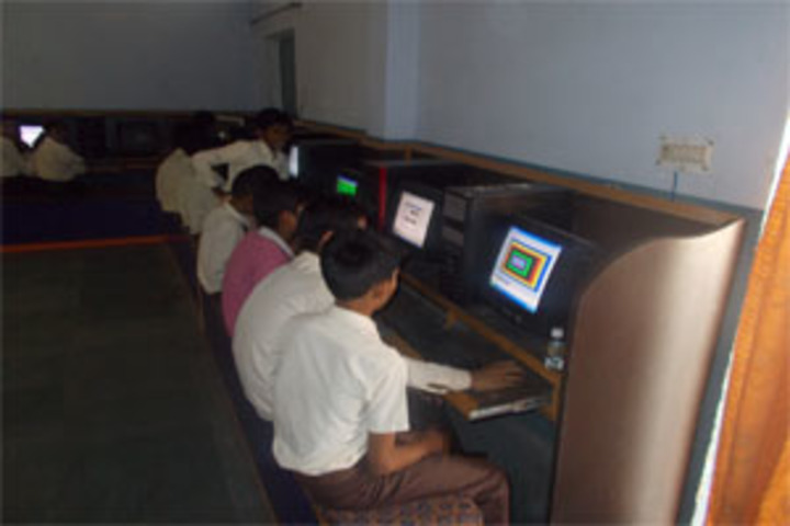 Rajasthan Public School-Computer Lab
