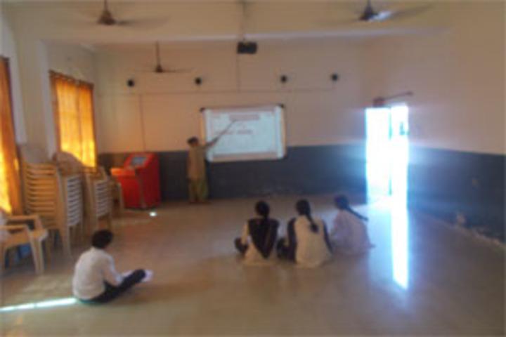 Rajasthan Public School-Smart class