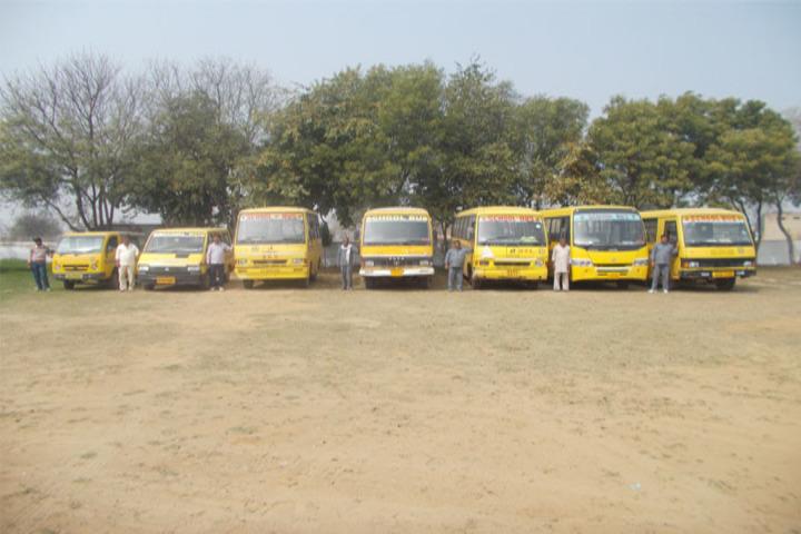Rajasthan Public School-Transportation
