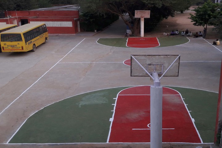 Rajdhani Public School-Play ground
