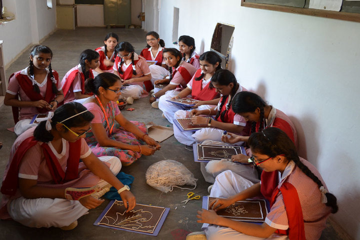 Rajmata Krishna Kumari Girls Public School-Activity