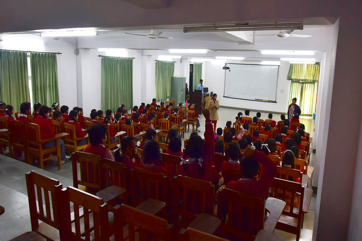 Rajmata Krishna Kumari Girls Public School-Auditorium