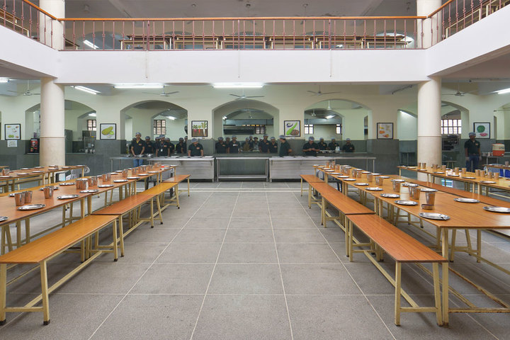 Rajmata Krishna Kumari Girls Public School-Dining Hall