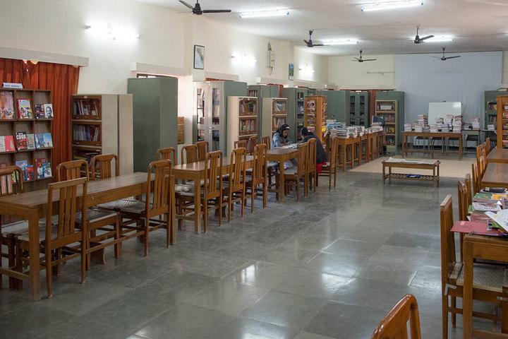 Rajmata Krishna Kumari Girls Public School-Library