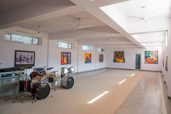 Rajmata Krishna Kumari Girls Public School-Music Room