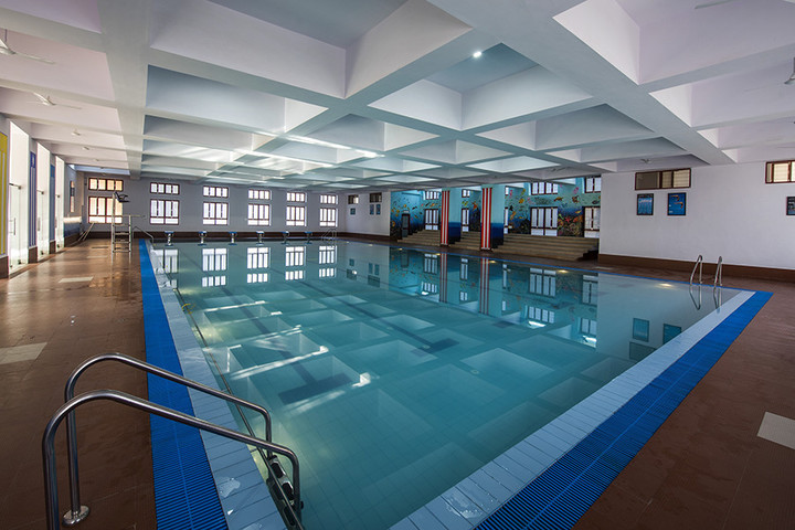 Rajmata Krishna Kumari Girls Public School-Swimming Pool