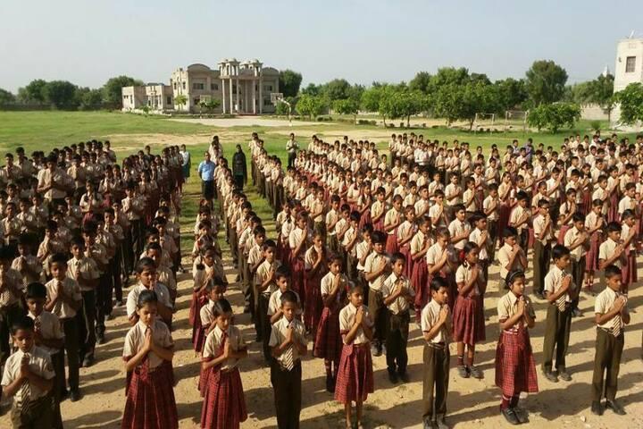 Rana International School-Assembly