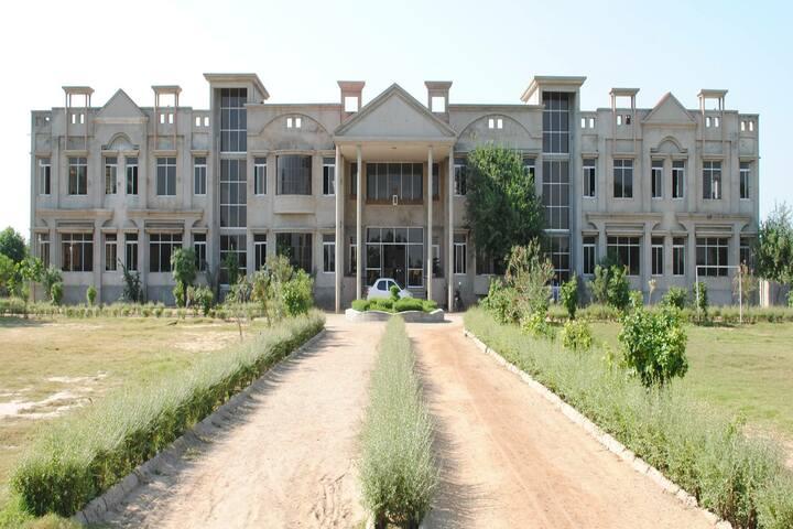 Rana International School-Campus