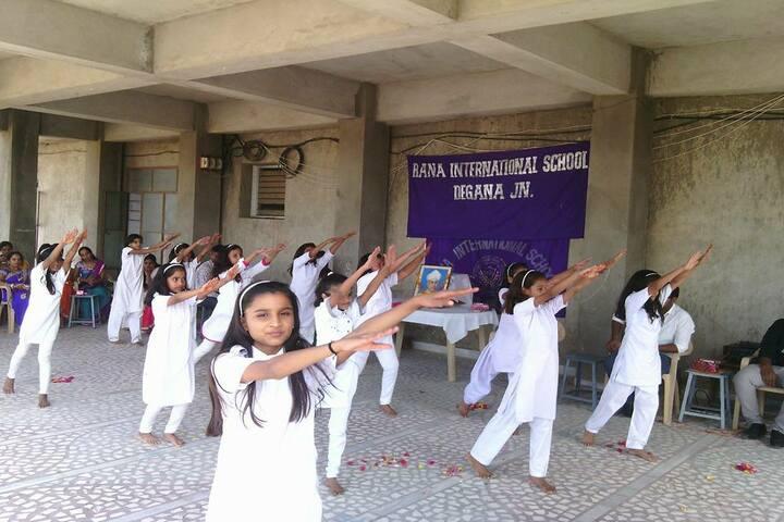 Rana International School-Dance