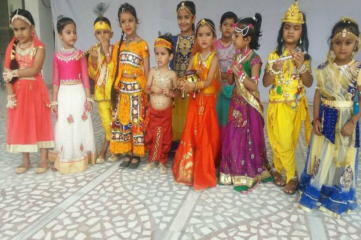 Rana International School-Janmashtami