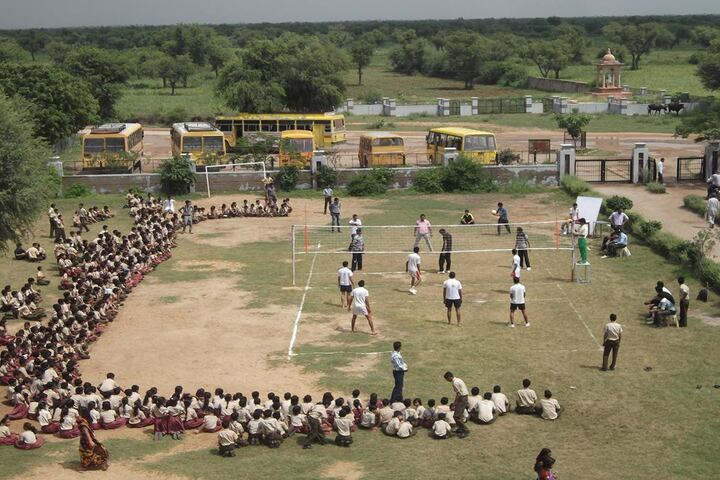 Rana International School-Play Ground