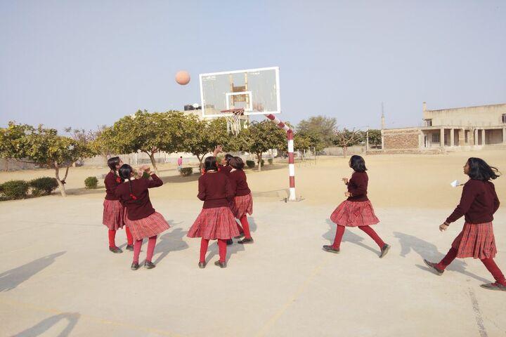 Rana International School-Sports
