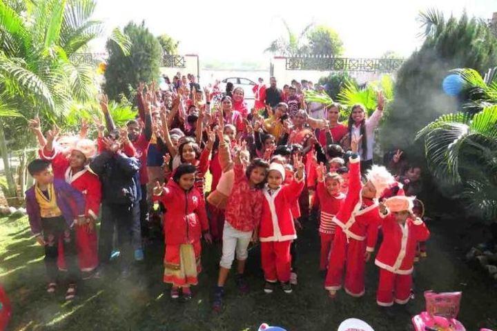 Rana Pratap English Medium School-Christmas Celebrations