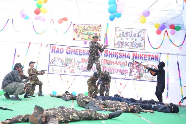 Rao Gheesa Ram Shiksha Niketan-Activity