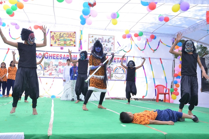 Rao Gheesa Ram Shiksha Niketan-Annual function