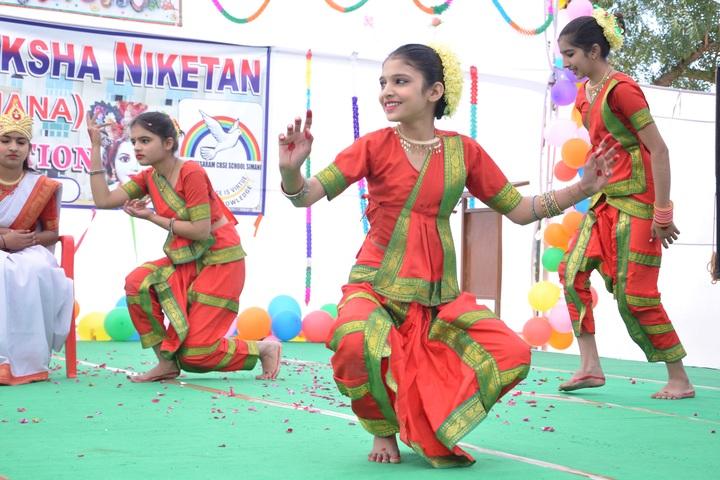 Rao Gheesa Ram Shiksha Niketan-Dance performance